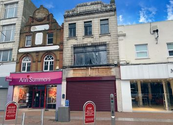 Thumbnail Retail premises for sale in High Street, Southend-On-Sea