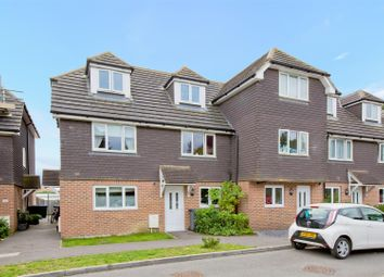 Thumbnail 3 bedroom terraced house for sale in Knowles Walk, Burgess Hill