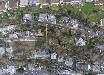 Thumbnail Land for sale in Pendrim Road, Looe, Cornwall