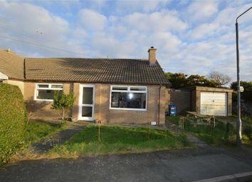 Thumbnail 2 bed semi-detached bungalow for sale in 60, Maesnewydd, Aberdyfi, Gwynedd