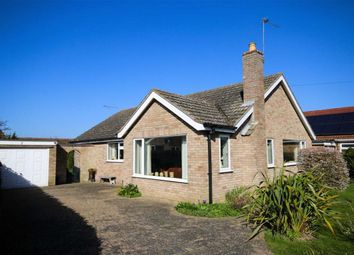 Thumbnail 3 bed bungalow for sale in Oak Avenue, Dunholme, Lincoln