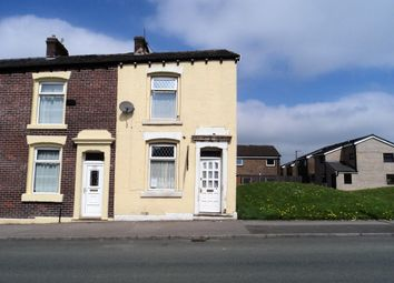 Thumbnail 2 bed terraced house to rent in Audley Range, Blackburn
