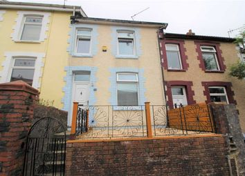 Thumbnail 3 bed terraced house for sale in James Street, Penygraig, Tonypandy