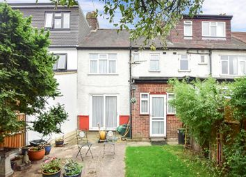 Thumbnail 3 bed terraced house for sale in Forest Road, Barkingside, Ilford, Essex