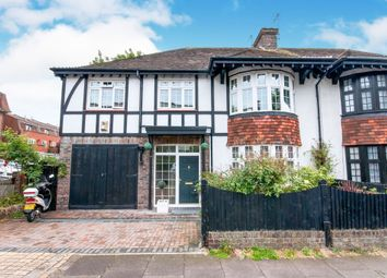 Thumbnail 5 bed semi-detached house for sale in Holland Road, Hove