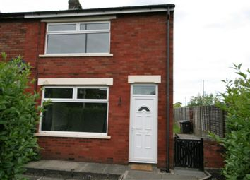 Thumbnail 2 bed end terrace house to rent in School Lane, Preston