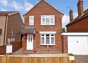 Thumbnail 3 bed detached house for sale in Mount Pleasant, Paddock Wood, Tonbridge, Kent