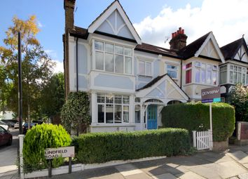 Thumbnail 4 bedroom end terrace house to rent in Lindfield Road, London
