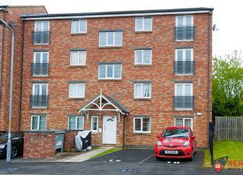 Thumbnail 2 bed flat to rent in Bridges View, Gateshead