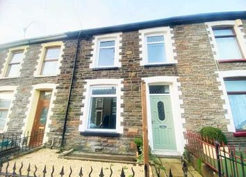 Thumbnail 3 bed terraced house for sale in Hendrecafn Road, Tonypandy