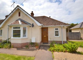 Thumbnail 1 bed semi-detached bungalow for sale in Orchard Avenue, Bridport