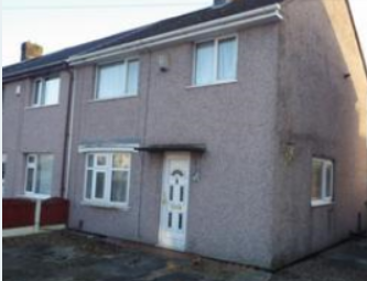 Thumbnail 3 bed end terrace house for sale in Pond Walk, St. Helens
