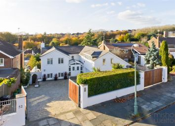 Thumbnail 5 bed detached house for sale in Hill Brow, Hove