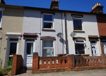 Thumbnail 3 bedroom terraced house to rent in Finchley Road, Ipswich