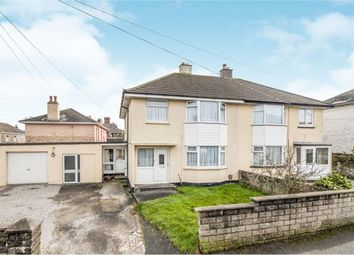 Thumbnail 3 bedroom semi-detached house for sale in Illogan Highway, Redruth, Three Bedroom Smi