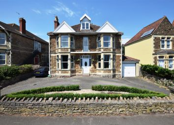 Thumbnail 6 bed detached house for sale in Beach Road East, Portishead, Bristol