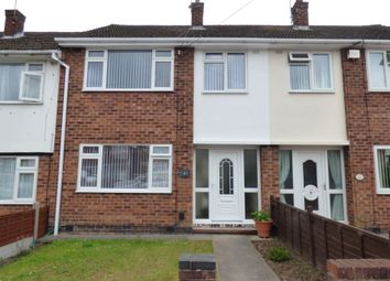 Thumbnail 3 bed terraced house to rent in Malmesbury Road, Whitmore Park, Coventry