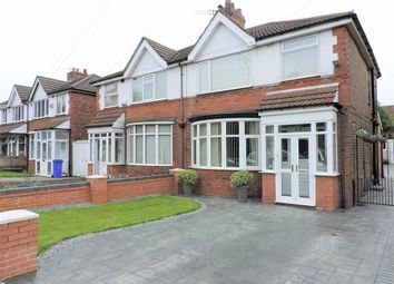 Thumbnail 4 bed semi-detached house for sale in Kingsway, Withington, Manchester