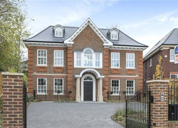 Thumbnail 7 bed detached house for sale in Deepdale, Wimbledon