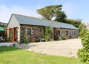 Thumbnail 2 bed barn conversion for sale in Trevalga, Boscastle