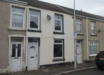 Thumbnail 2 bed terraced house for sale in Hall Street, Aberdare
