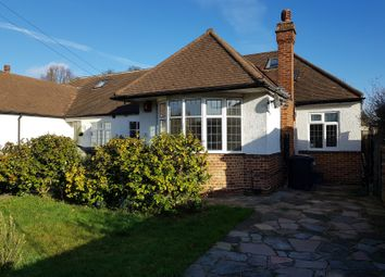 Thumbnail 5 bed semi-detached bungalow to rent in Matlock Way, New Malden