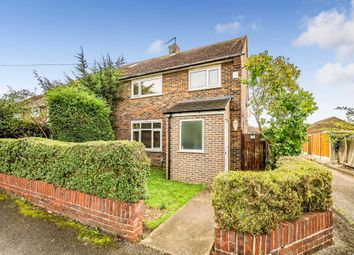 Thumbnail 3 bed semi-detached house for sale in Trelawney Avenue, Langley, Slough
