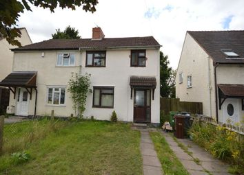 Thumbnail 3 bed semi-detached house for sale in Walford Avenue, Wolverhampton
