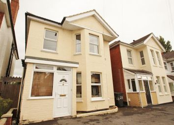 Thumbnail 4 bed detached house to rent in Bingham Road, Winton, Bournemouth