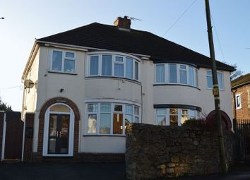Thumbnail 3 bedroom semi-detached house to rent in Main Road, Ketley Bank, Telford