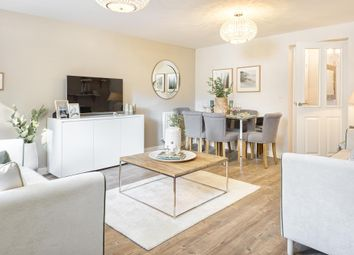 "Thumbnail 3 bed end terrace house for sale in ""Latta"" at King's Haugh, Peffermill Road, Edinburgh"