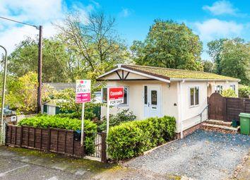 Thumbnail 2 bedroom mobile/park home for sale in Oak Avenue, Radley, Abingdon