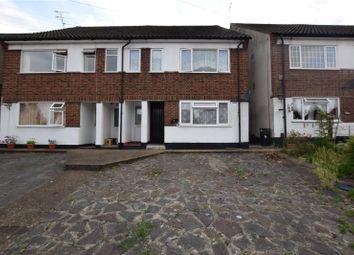 Thumbnail 2 bedroom maisonette for sale in Ethelburga Road, Harold Wood