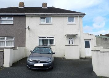 Thumbnail 3 bed semi-detached house for sale in Highlands Avenue, Haverfordwest, Pembrokeshire