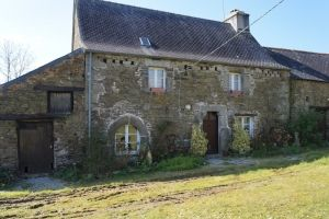 Thumbnail 2 bed property for sale in Plouyé, Bretagne, 29690, France