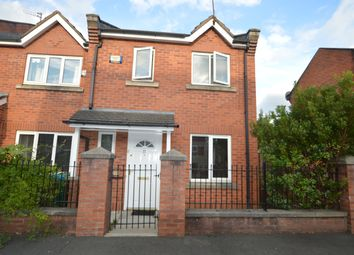 Thumbnail 3 bedroom end terrace house for sale in Nash Street, Hulme