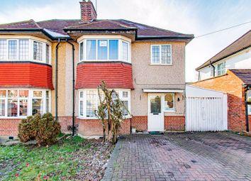 3 bed property for sale in Northumberland Road, North Harrow, Harrow HA2