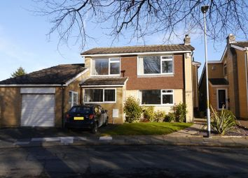 4 bed detached house for sale in Park Drive, Morpeth NE61
