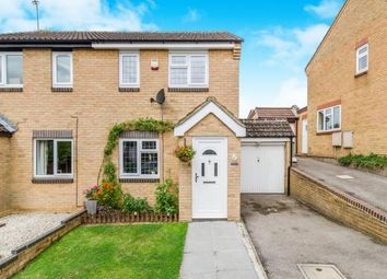 Thumbnail 2 bed semi-detached house for sale in Lara Close, Chessington