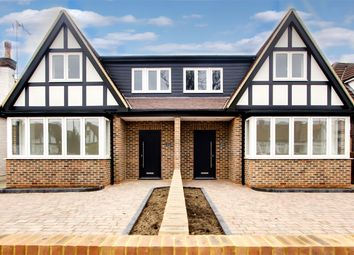 Thumbnail 3 bedroom semi-detached house for sale in Manorway, Enfield, Greater London
