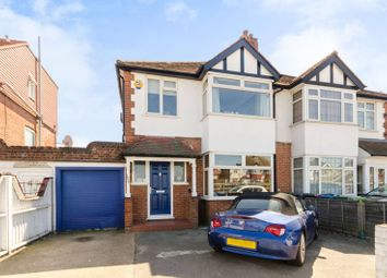 Thumbnail 3 bedroom semi-detached house for sale in Tolworth Rise South, Tolworth, Surbiton