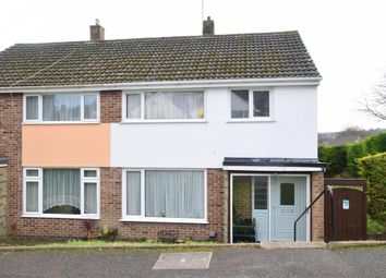 Thumbnail 3 bed semi-detached house for sale in Brunswick Gardens, Dover, Kent