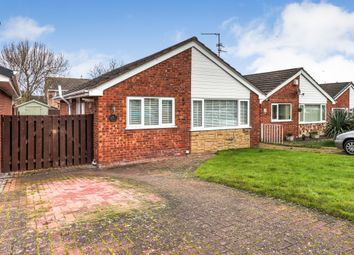 Thumbnail 2 bed bungalow for sale in Corwen Close, Connah's Quay, Deeside