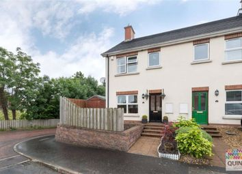 Thumbnail 3 bed end terrace house for sale in Cedar Hill, Ballynahinch, Down