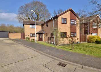 Thumbnail 4 bed detached house for sale in Stonechat Road, Billericay