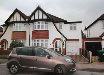 Thumbnail 4 bed semi-detached house to rent in 29 School Road, Ashford, Surrey