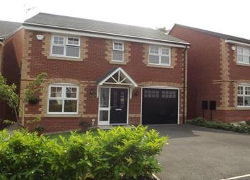 Thumbnail 4 bed property to rent in Meadowbank Avenue, Sandbach