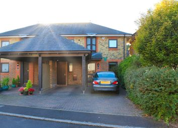 3 bed semi-detached house for sale in Marlborough Place, Lymington, Hampshire SO41