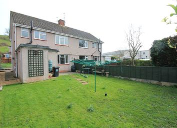Thumbnail 3 bed semi-detached house for sale in Portbury, North Somerset