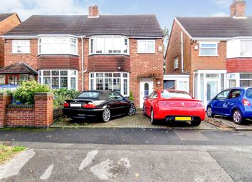3 bed semi-detached house for sale in Mayswood Grove, Quinton, Birmingham B32
